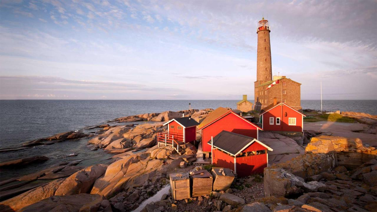 Cruises in the Finnish Archipelago and the Åland Islands